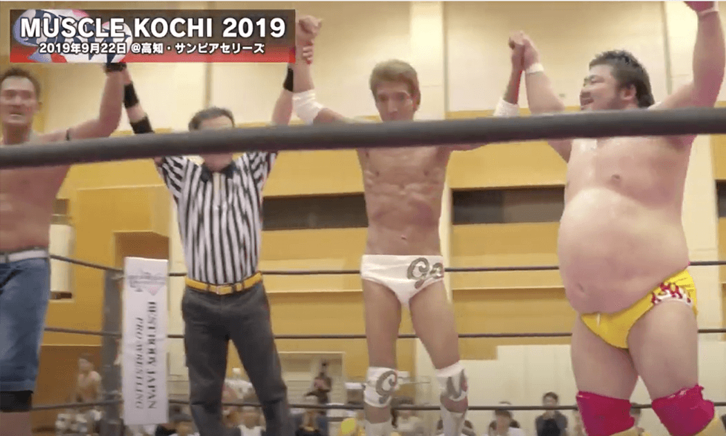 『 MUSCLE KOCHI 2019 』試合結果